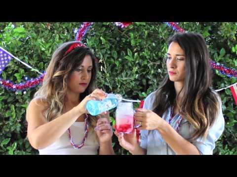 4TH OF JULY DIY! || Food, Drink, Craft