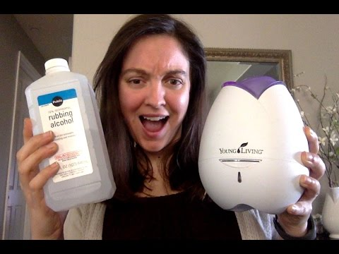 How to Clean your YL Diffuser