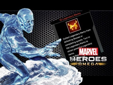 Marvel Heros Omega - FAST Legendary Mark Farm (xbox/ps4)