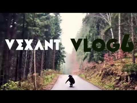 vlog6 - Un ride cu placa prin padure.
