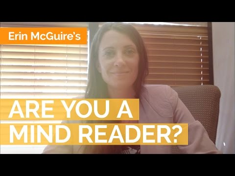 Are You a Mind Reader?