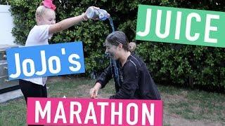 JoJos Juice Marathon | Shawn & Andrew