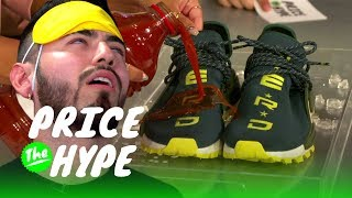Can This Sneakerhead Save His Adidas x Pharrell Williams NMD? I Price the Hype