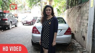 Ragini Khanna At Special Screening Of Sniff Movie | Sniff Special Screening
