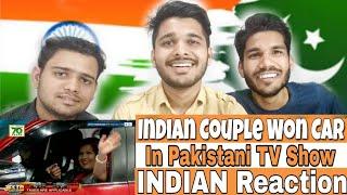 M Bros Reaction On Jeeto Pakistan | Fahad Mustafa | Pakistani Hindu Couple Won Car in Show.