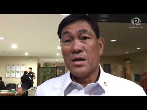 DILG Asec Quinsay to 'stop corruption' in the BFP