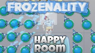 Happy Room - Death By Frozenality! - Lets Play Happy Room Funny Moments