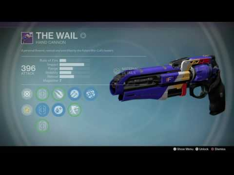 The Wail(You Need To Buy It)