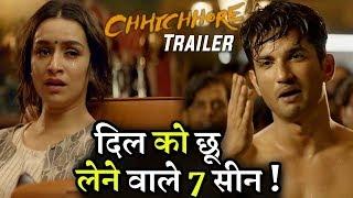 Chhichhore || Trailer 7 Heart Touching Scene || Sushant Singh Rajput || Shraddha Kapoor