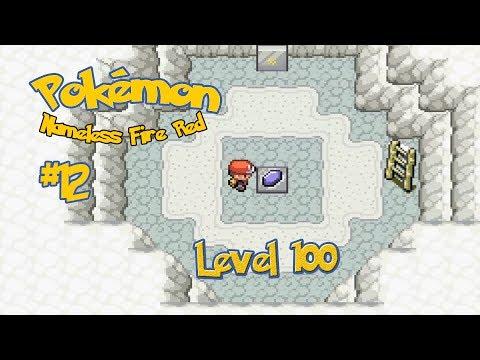 Pokémon Nameless FireRed #12: Bug das Eeveelutions, Saphira e Level 100