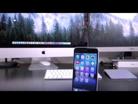 How to Set Up and Use Handoff in iOS 8 and OS X Yosemite