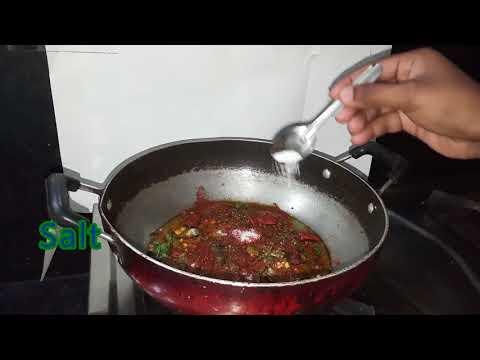 How to make POTATO (ALOO) fry
