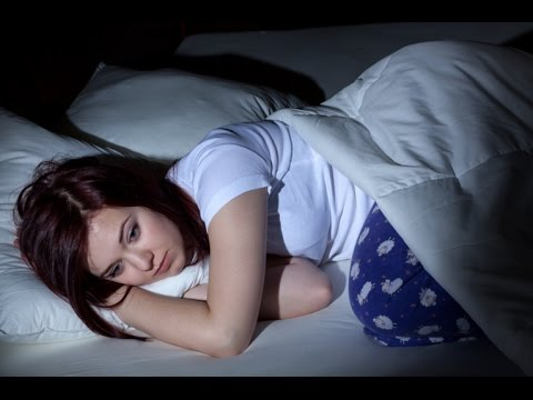 how to overcome sleep anxiety naturally - insomnia help tips