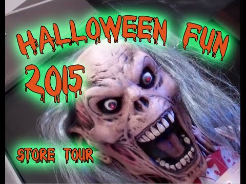 Halloween 2015 - showing Halloween Decorations and more..