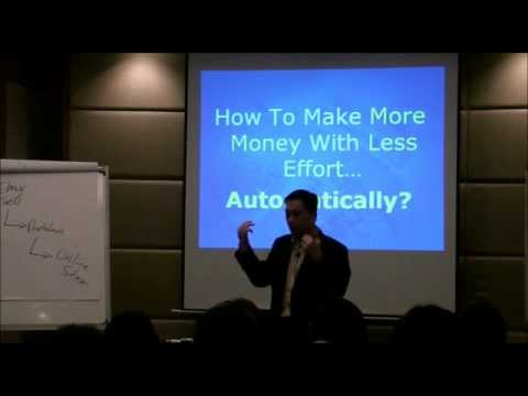 How To Create Automatic Income On Ebay? Andrew Tan's Seminar