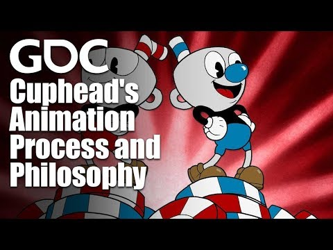 Cuphead's Animation Process and Philosophy