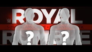 LEAKED ROYAL RUMBLE 2018 MAIN EVENT MATCH FOR WWE ROYAL RUMBLE 2018