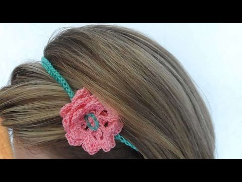 How To Make A Pretty Flower Headband - DIY Style Tutorial - Guidecentral