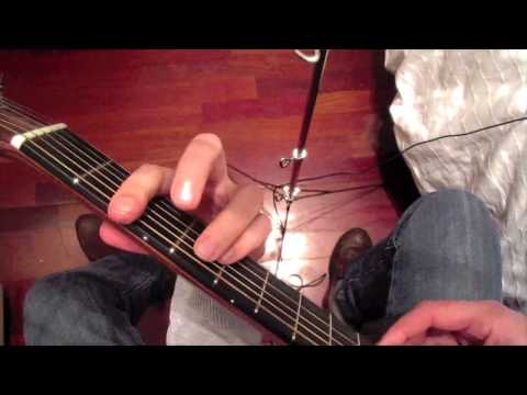 How to play four five seconds Rihanna Kanye West Paul McCartney guitar
