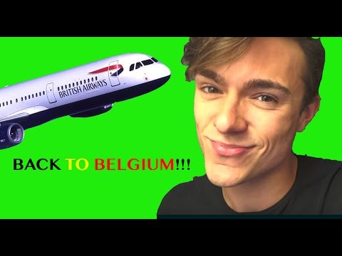 I'm going back to Belgium! Europe, here I come! #Brussels #Airplane #flying #intercontinental