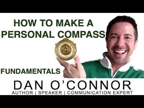 Communication Skills Training: How to Make a Personal Compass--1st Step Towards Change