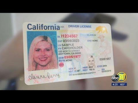 California ID 'Hearing'