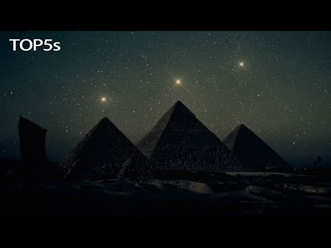 5 Biggest Mysteries & Secrets Surrounding The Egyptians Pyramids...