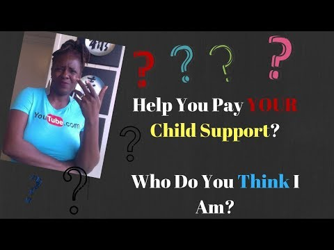 Storytime: Help Me Pay My Back Child Support | March 2018 Vlog Day 16