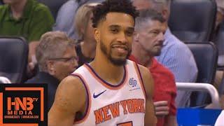 New York Knicks vs Orlando Magic 1st Qtr Highlights / Feb 22 / 2017-18 NBA Season
