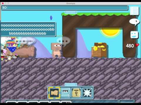 Growtopia how to start a noob party