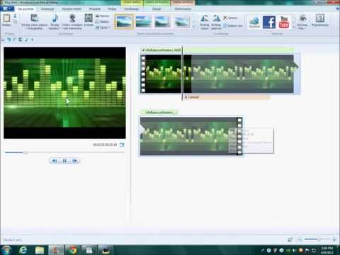 How to make cool intro in Windows Live Movie Maker 2012