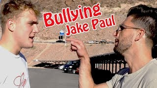 RACING JAKE PAUL!!