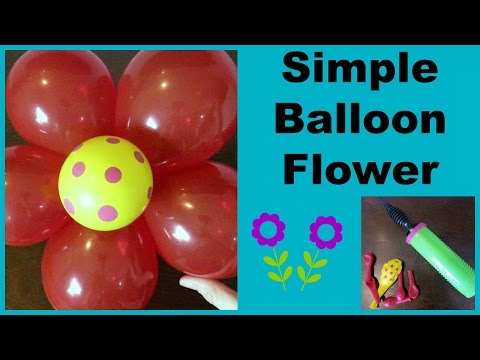 Simple Balloon Flower
