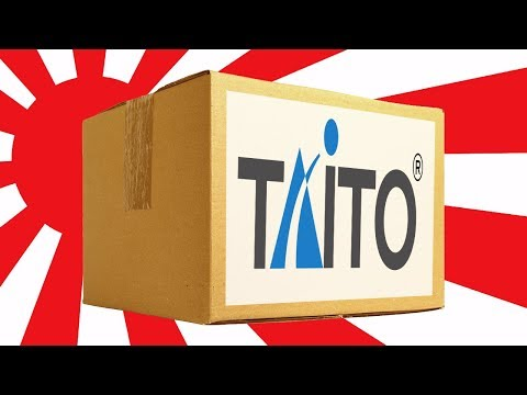 Package From Taito - What's In The Box Japan | Ep 04