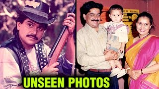 Laxmikant Berde Unseen Personal Pictures With Family | Marathi Entertainment