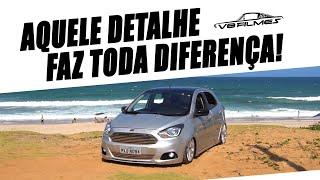 Ford Ka Aquele Detalhe Faz Toda Difere