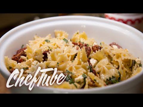 How to Make Italian Pasta Salad - Recipe in description