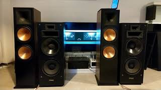 Klipsch RF7 Mk3 Vs Kef Q900 Miami Vice City Round - PakVim net HD