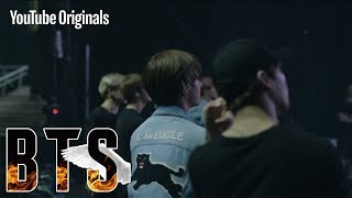 Ep3 Just give me a smile | BTS: Burn the Stage