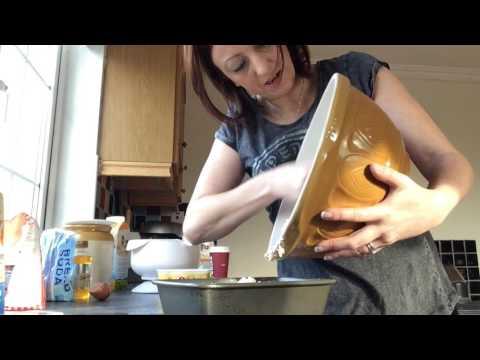 Homemade Irish Brown Bread no yeast baking