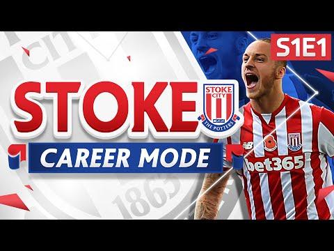 FIFA 16 Stoke Career Mode - NEW TRANSFERS! AMAZING GAME! - S1E1