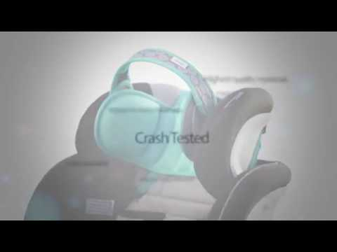 NapUp Child Car Seat Head Support   A Comfortable Safe Sleep Solution ESPAÑOL