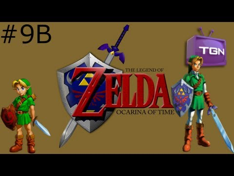 LoZ Ocarina of Time #9b - The Hylian Loach Chronicles