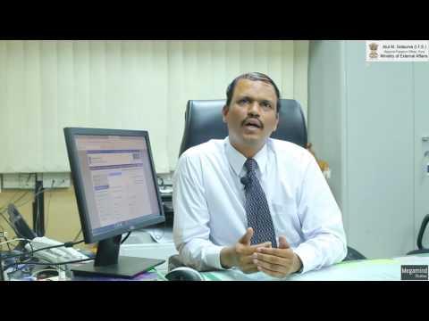 Passport Application Process 2017 ( Marathi )