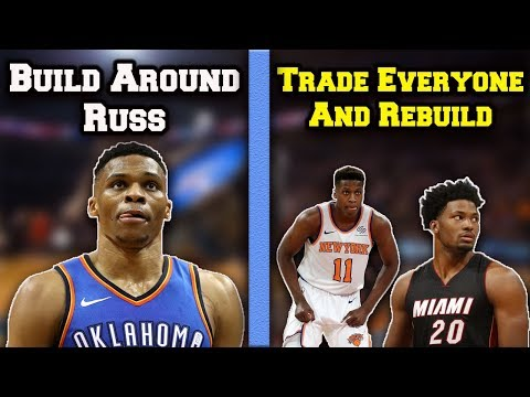 2 Ways The Oklahoma City Thunder Could Change Their Roster This Summer