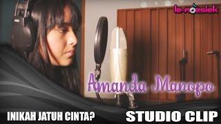 Amanda Manopo - Inikah Jatuh Cinta (Official Studio Clip)