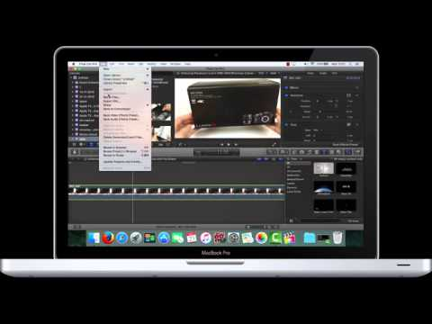 How to Export a Frame in Final Cut Pro X