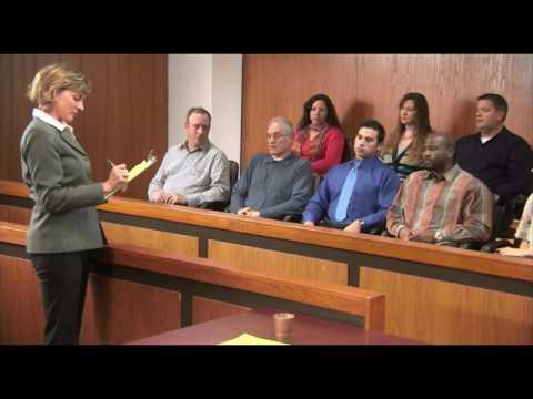 Criminal Case Process: Jury Selection