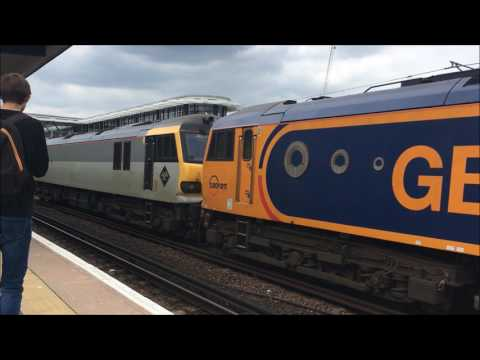 *250 SUBSCRIBER SPECIAL* Trains and Tones at Ashford International 1/7/17