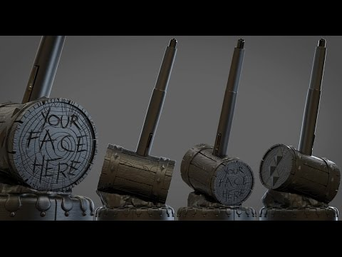 Wacom 3D Printed custom Pen Holder: Suicide Squad Edition